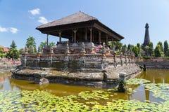 Kertha Gosa Pavilion in Klungkung Palace,   Semarapura Stock Photography