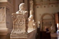 Kerub på den Malatesta templet av Rimini Royaltyfria Foton