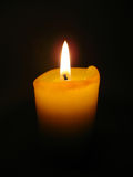Kerze, Weihnachtsnoch Leben lizenzfreies stockfoto