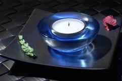 Kerzehalterung Lizenzfreies Stockbild