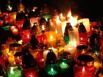 Kerzen. Lizenzfreies Stockfoto