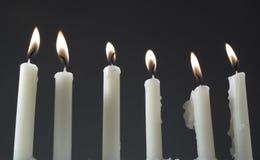 Kerzen. Stockfoto