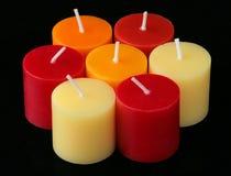 Kerzen lizenzfreie stockfotografie