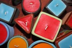 Kerzen Lizenzfreie Stockfotos