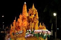 Kerzenfestival 2012 Lizenzfreie Stockfotos