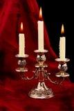 Kerzenhalter lizenzfreies stockbild