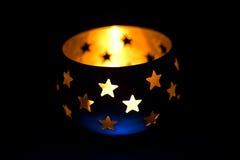 Kerzenhalter Stockfotografie