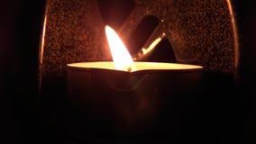 Kerzenlichter 01 stock video footage