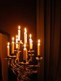 Kerzesteuerknüppel lizenzfreie stockfotografie