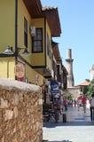 Kesik Minare,安塔利亚 免版税图库摄影