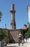 Kesik Minare, Antalya Stock Image