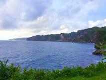 Kesirat beach yogyakarta, indonesia Royalty Free Stock Photography