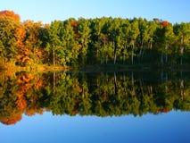 Kessel-Moraine - Wisconsin Lizenzfreies Stockfoto