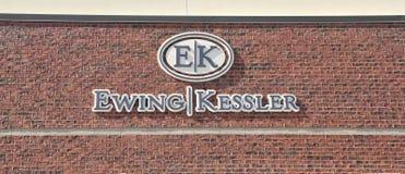 Kessler Ewing εταιρία Στοκ Φωτογραφίες