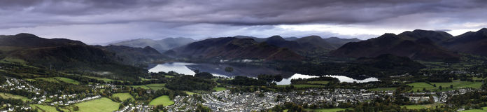 Keswick Sunrise Stock Images