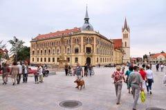 Keszthely, Hungary Stock Images