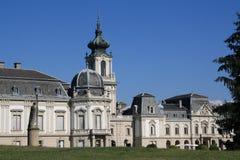 Keszthely-Schloss, Jahr 2008 Stockfotografie