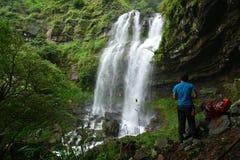 Ket Tad ta Wasserfall Lizenzfreie Stockfotos