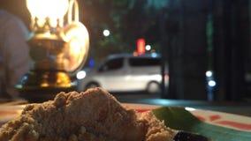 Ketan mat Fotografering för Bildbyråer