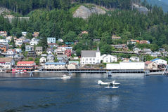 Ketchikan, Alaska Photos stock