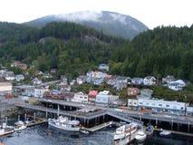 Ketchikan Alaska foto de stock