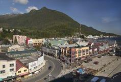 Ketchikan, Alaska Royalty-vrije Stock Afbeeldingen