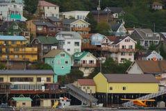 Ketchikan Alaska U.S.A. Immagini Stock Libere da Diritti
