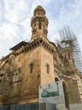 Ketchoua-Moschee (keciova camii) wird von der türkischen Regierung wiederhergestellt Moschee ist eine wichtigen i Lizenzfreie Stockbilder