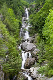 Ketchum Creek Falls Royalty Free Stock Photography