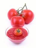 Ketchup image stock