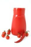 Ketchup Fotografia de Stock