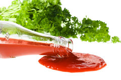 Ketchup Stock Photography