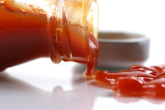 Ketchup Foto de Stock Royalty Free