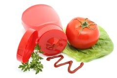 Ketchup Royalty Free Stock Photography