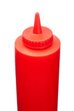 Ketchup bottle Royalty Free Stock Photo