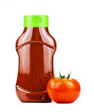 Ketchup bottle  Royalty Free Stock Image