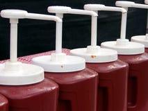 Ketchup Brigade Royalty Free Stock Photography
