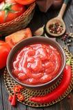 Ketchup Royaltyfria Bilder