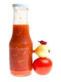 Ketchup, tomato sauce Royalty Free Stock Photos