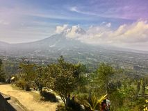 Ketep pass Stock Photography