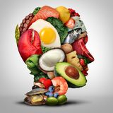 Keto Nutrition Lifestyle. And ketogenic diet low carb and high fat food eating as fish nuts eggs meat avocado and other healthy ingredients as a therapeutic vector illustration