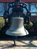 Kettenglied Bell stockfotos