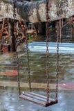 Kettenschwingen Stockfotografie