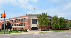 Kettering University Academic Building Royalty Free Stock Images