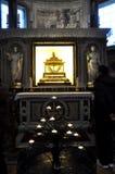 Kettingen van Heilige Peter in San Pietro in Vincoli-kerk Stock Foto's