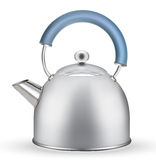 kettle royaltyfri illustrationer
