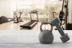 Kettle bell. 3d rendering black kettle bell for weight training Royalty Free Stock Images