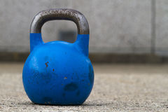 Kettle bell Stock Photos