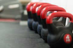 Kettle Bells Royalty Free Stock Images