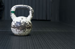 Kettle-bells Royalty Free Stock Image